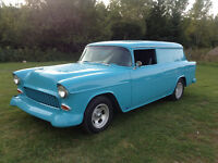 1955 Chevy Delivery Sedan For Sale