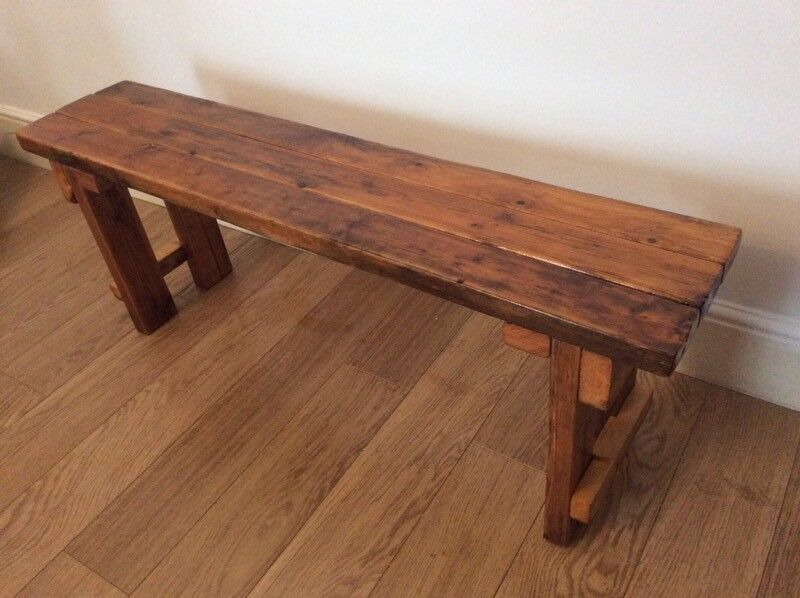 Bench (solid wood)-price(ono)