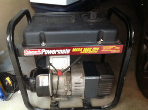 electric generator 3000, ohv
