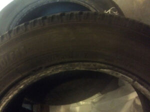 Winter Tires -Set of Four Campbell River Comox Valley Area image 2