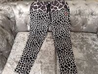 Women's limited edition Adidas trousers size 12