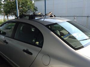 Support de toit de voiture SportRack BIC, format 7