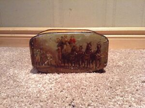 Old Metal tin (unlabeled and no date) Kitchener / Waterloo Kitchener Area image 2