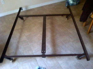 BEDFRAME for Double, Queen or King Size $30