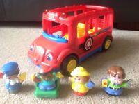 Fisher Price Little People School Bus