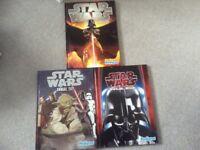 Star Wars Annuals. 2010. 2011 2012