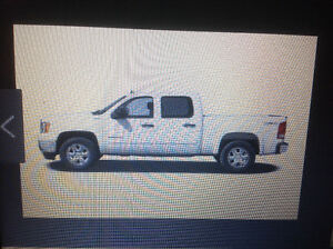 WANTED.....LOOKING FOR 2010 Crew cab.. Pickup Truck