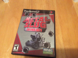 Metal Slug Anthology - PlayStation 2