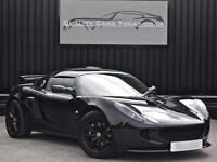 2007 Lotus Exige Sport 190 bhp Starlight Black + Sports Seats + AC