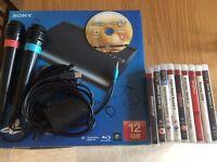 UK PlayStation 3 Super slim