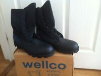 Welco hot weather hitching boots