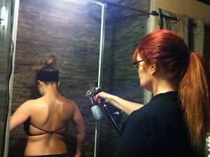 SPRAY TANNING by PROFESSIONNAL ARTIST West Island Greater Montréal image 1