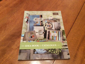Stamping Up! 2010 Idea Book & Catalogue, used paperback, mint