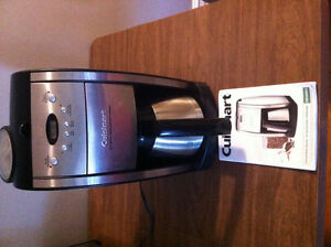 Cuisinart grind & brew 10 cup