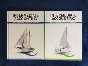 Intermediate Accouting / Lo / Fisher / Third edition / Ryerson