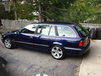 1998 BMW 5-Series Wagon turbo deisel