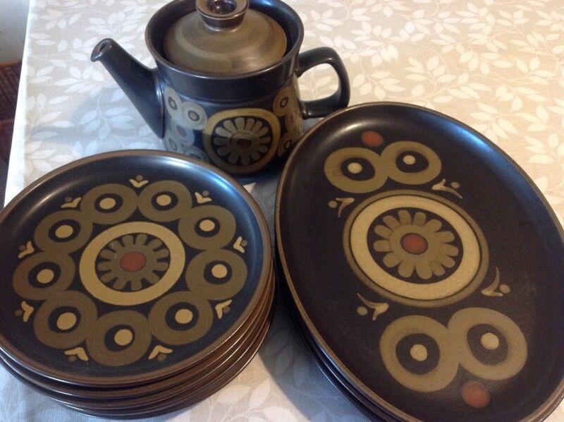 Tableware, Denby Arabesque