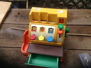 vintage fisher price cash register West Island Greater Montréal image 1