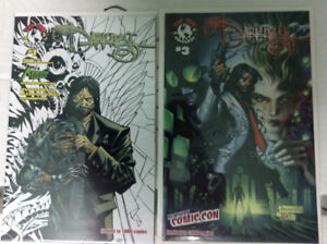 The Darkness: Vol. 3 #1 + #3  Limited to 1000 copies