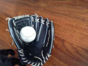 Baseball gloves (leather)