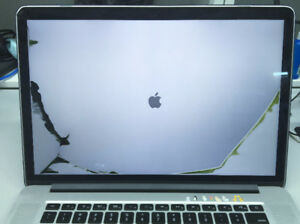 I am buying broken and liquid damaged Macbooks