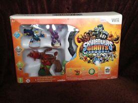 Skylander Giants Wii