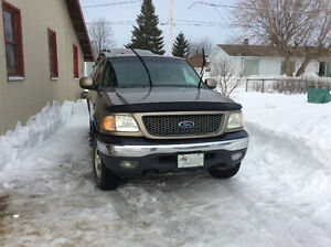 2001 Ford F-150 XLT Camionnette