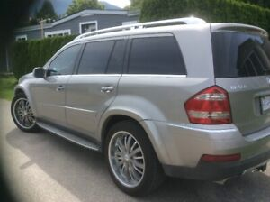2008 Mercedes-Benz GL550 SUV, Crossover