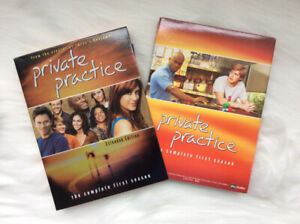 Private Practice (Season 1  - DVD Box Set) *like new* ~ Only $7