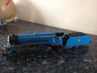 Hornby trains and track