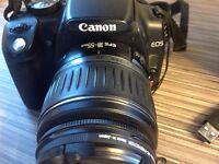 Canon Rebel eos XT