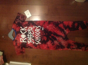 Rags to raches rompers canada goose kids clothing sz 1-6