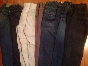 Lot de pantalons pour garçon