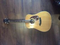 Epiphone Gibson Acoustic PR350S dreadnaught