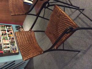 Bar stools- kitchen