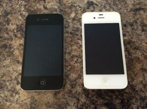 iPhone 4 and 4s