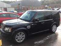59 Land Rover Discovery 4 3.0SD V6 ( 242bhp ) 4X4 Auto HSE
