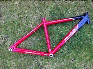 Apollo Phaze bike frame