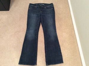 American Eagle jeans, size 8R