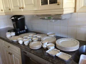 Eight piece China dishes