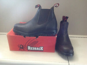 REDBACK Safety Boots - NEW!!!