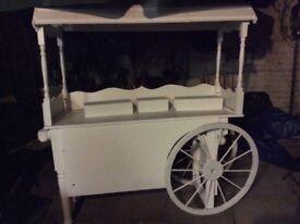 Sweetcart wagon wheel design