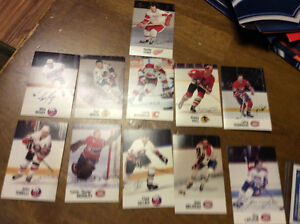 Esso 1988 hockey cards Hull Howe  Makita 11 more Windsor Region Ontario image 1