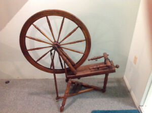 Antique spinning wheelREDUCED!!!