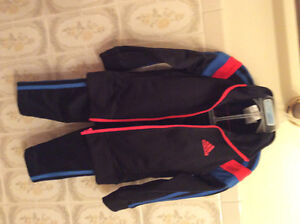 Adidas 2 piece jacket, pants