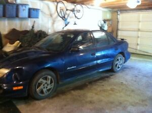2002 Pontiac Sunfire 4 door