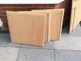3 cupboard door