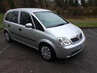 Vauxhall/Opel Meriva 1.6i ( a/c ) 2004MY Enjoy