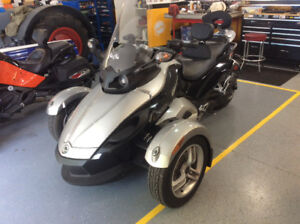 2008 CAN-AM  GS ROADSTER  SE5