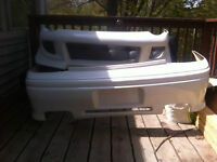 1993-1999 Dodge Neon front and rear body kit bumpers